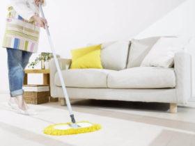ハウスクリーニング掃除